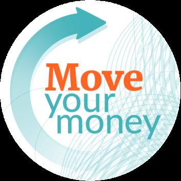 Dua Tempat Untuk Menggerakkan Uang Anda