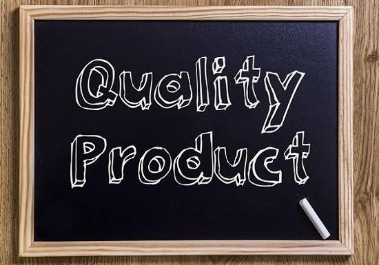 Perhatikan Kualitas Produk yang Anda Jual