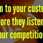 Senjata Ampuh untuk Menjual adalah Keterampilan Mendengarkan