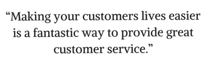 Permudah Pelanggan Membeli atau Bisnis Anda akan Hancur - inafina.com