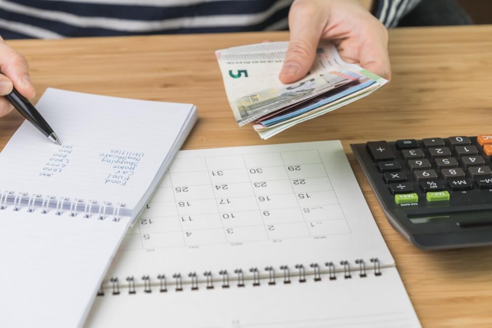 contoh tabel perencanaan keuangan keluarga