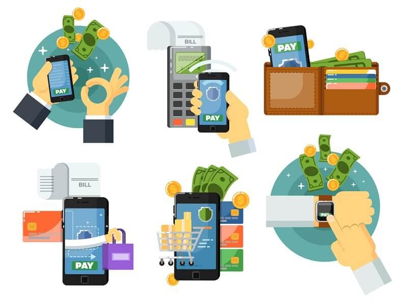 cara menggunakan uang elektronik