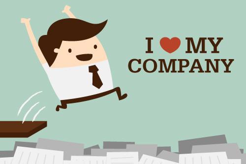 Bagaimana Membuat Pegawai Anda Jatuh Cinta pada Perusahaan